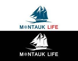"""#105 for I need a logo for a new clothing brand """"Montauk Life"""" inspired by Montauk, NY - please submit logos - winner will also get opportunity to design apparel by tanmoy4488"""