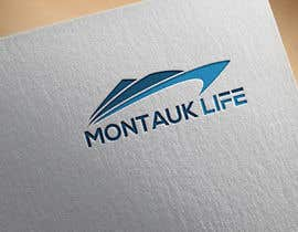"#118 for I need a logo for a new clothing brand ""Montauk Life"" inspired by Montauk, NY - please submit logos - winner will also get opportunity to design apparel by TanvirMonowar"