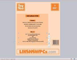 #21 for Sales Label for computer equipment by HasnyAmeen