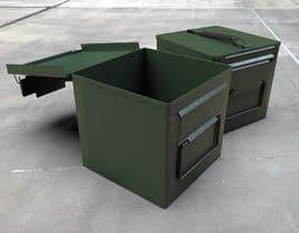 #14 for AMMO CAN STORAGE af asyraaf