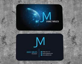 #385 for Design me a business card - will award multiple entries. af humairafer586