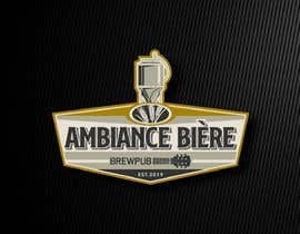 "#87 for Logo for a brewpub called ""Ambiance bière"" by franklugo"
