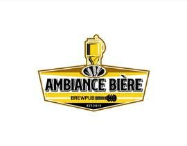 "#113 for Logo for a brewpub called ""Ambiance bière"" by franklugo"