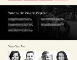 davez82 tarafından Design a Website Mockup for Princess Project için no 8