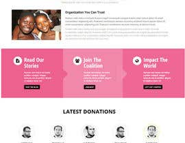 lassoarts tarafından Design a Website Mockup for Princess Project için no 50
