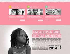 codeunderground tarafından Design a Website Mockup for Princess Project için no 145