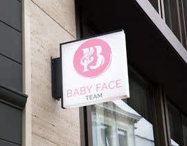 #47 for Build logo for Baby Face Team af pankajjhp