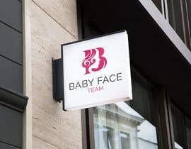#48 for Build logo for Baby Face Team af pankajjhp