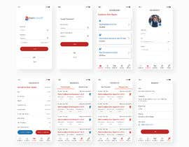 #30 for UI / UX design for a mobile application by usamawajeeh123