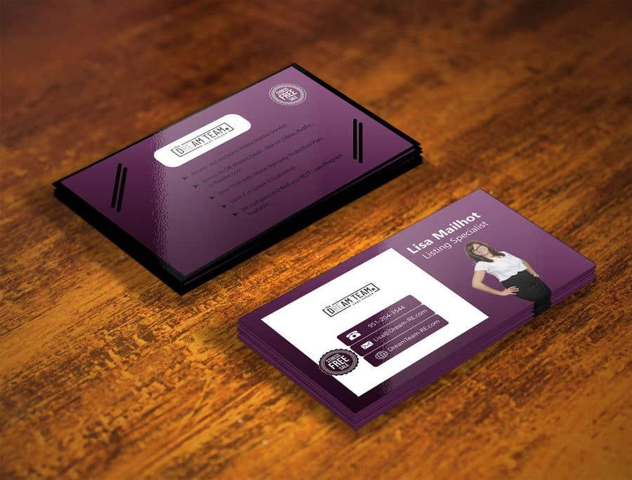 Bài tham dự cuộc thi #358 cho Business Cards for our Team