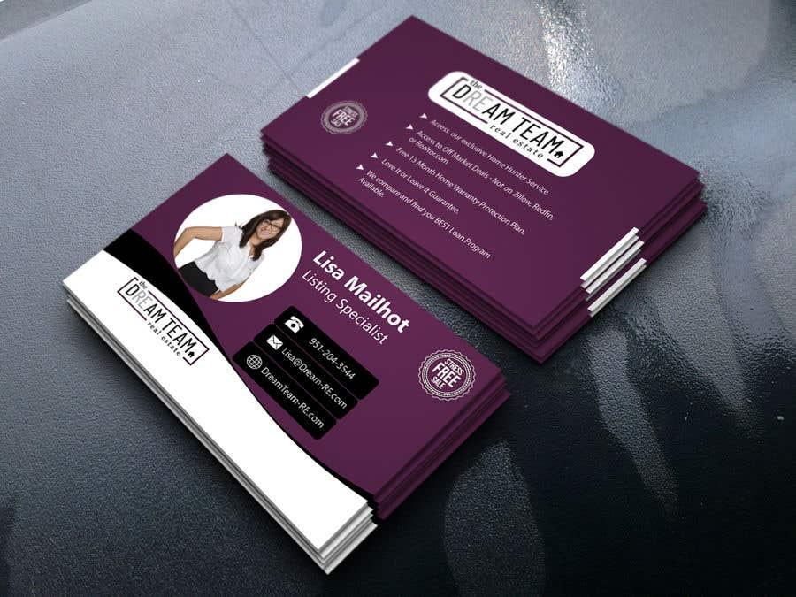 Конкурсная заявка №363 для Business Cards for our Team