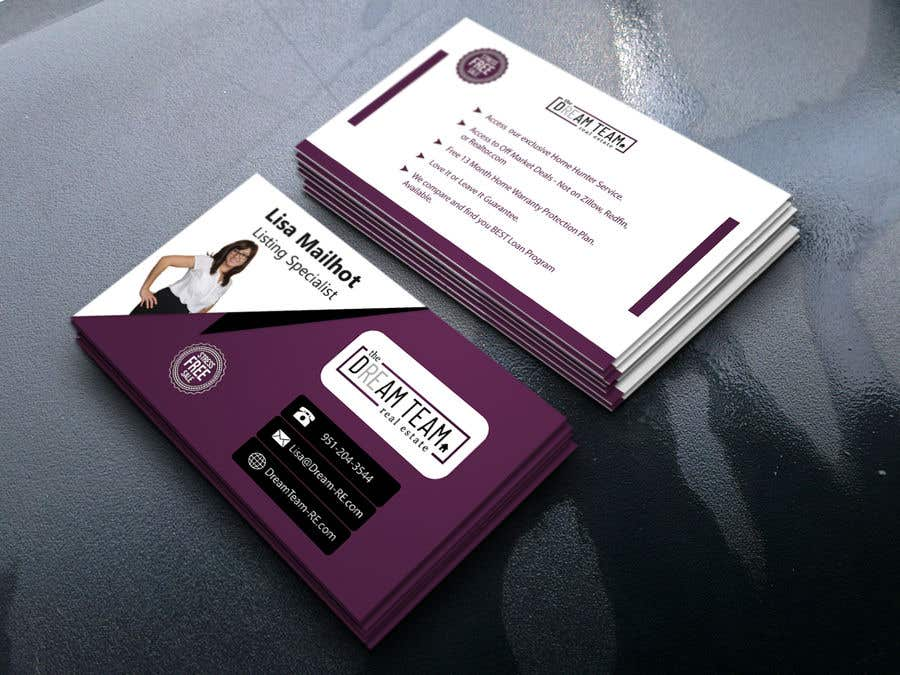 Конкурсная заявка №365 для Business Cards for our Team