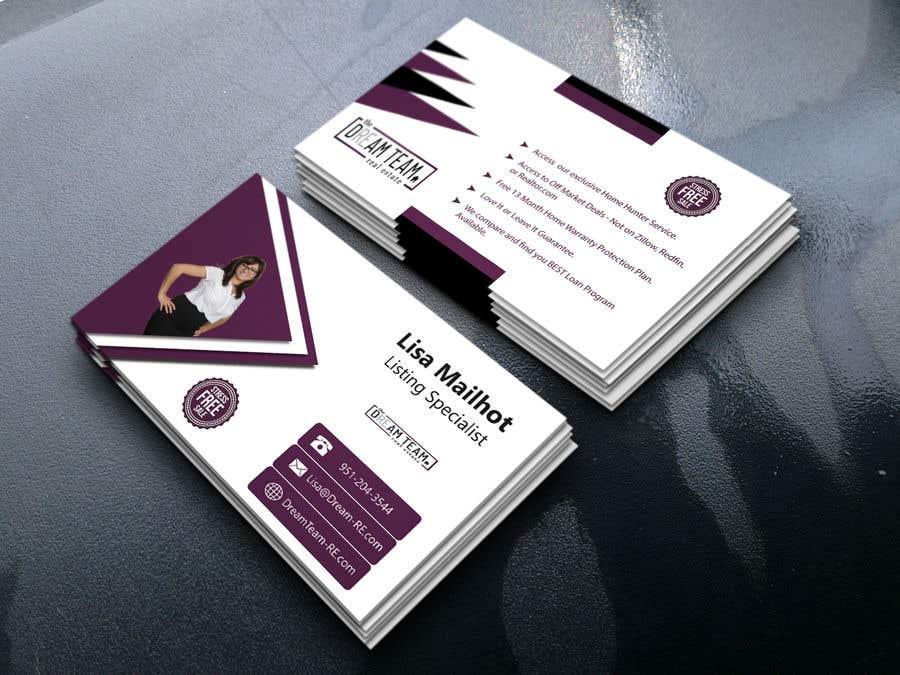 Конкурсная заявка №377 для Business Cards for our Team