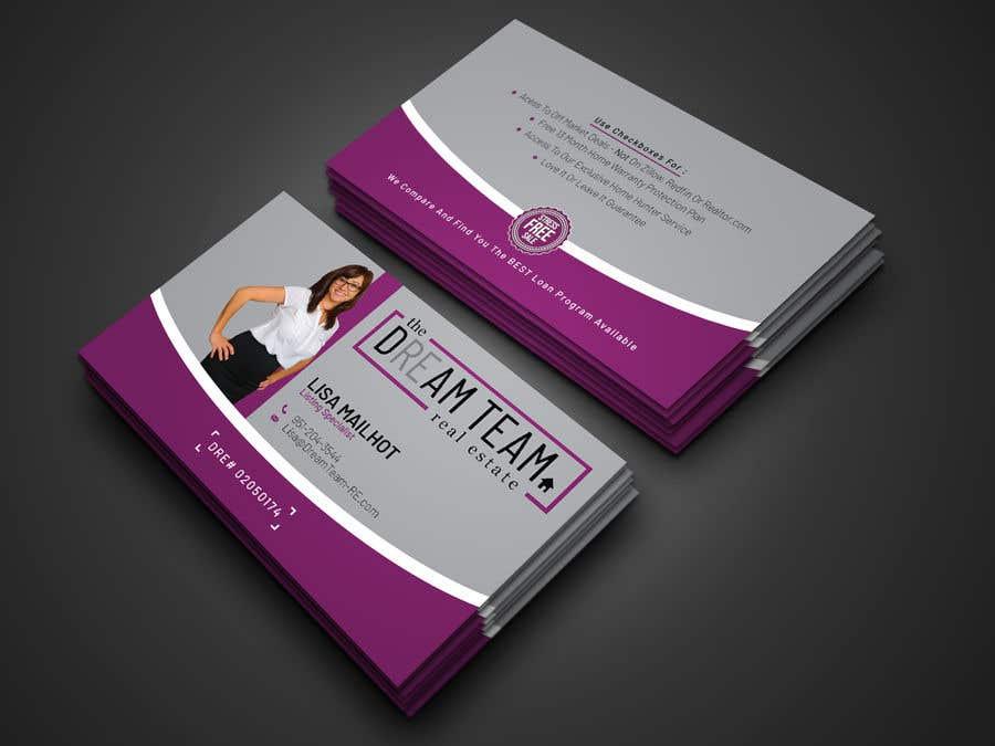 Конкурсная заявка №225 для Business Cards for our Team