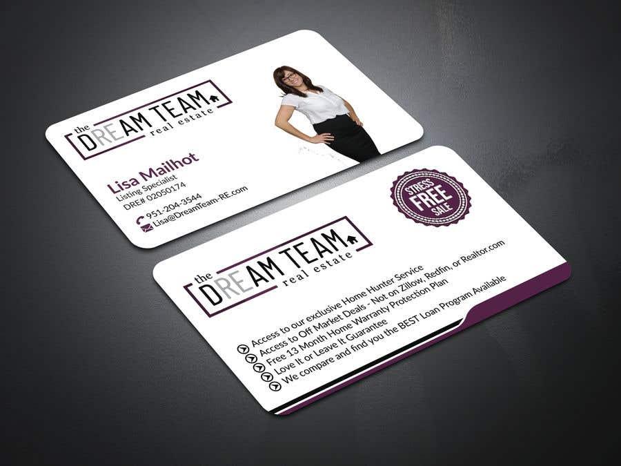 Конкурсная заявка №272 для Business Cards for our Team