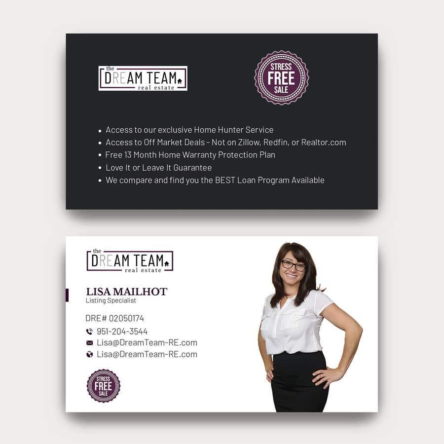 Bài tham dự cuộc thi #304 cho Business Cards for our Team