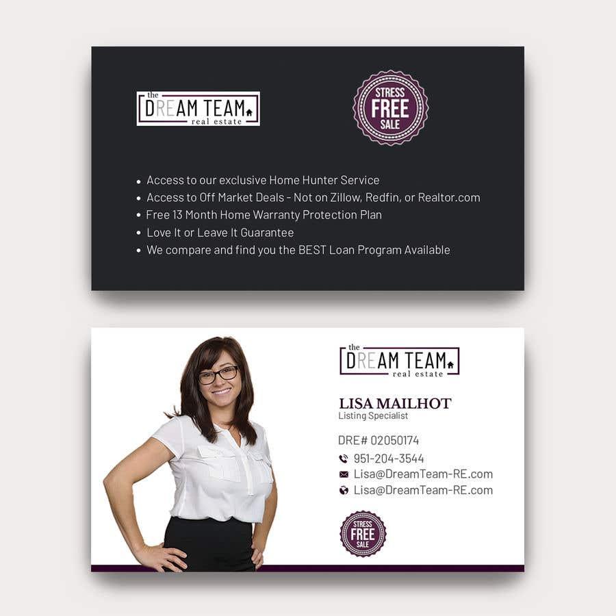 Bài tham dự cuộc thi #305 cho Business Cards for our Team