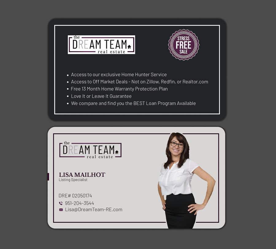 Конкурсная заявка №313 для Business Cards for our Team