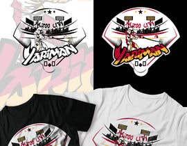 eliartdesigns tarafından Creative Baseball T-shirt Logos için no 8