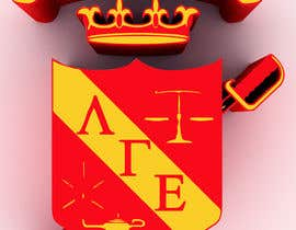 #6 for I need a j peg of this crest made. af mominUix