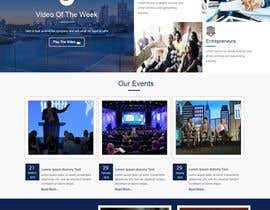 #27 for Redesign a landing/home page by ravinderss2014