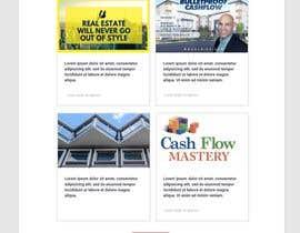 nº 40 pour Redesign a landing/home page par professionalerpa