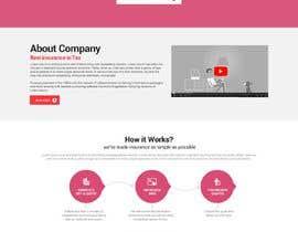 #13 для Design front page of website от nikil02an