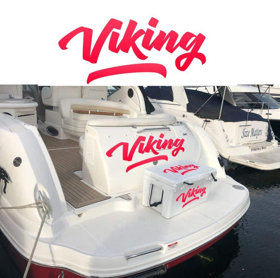 Konkurrenceindlæg #64 for Logo / Name for My Boat