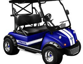 #3 for photoshop touch screen into picture of golf cart af Creative3dArtist