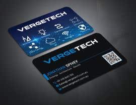 nº 354 pour Design a Business card for I.T. consultant par sohelrana210005