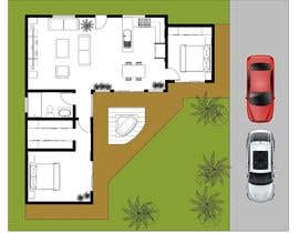 nº 6 pour Remodel my small L-shaped house par davidtorres82