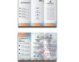 nº 1 pour Corporate identity set required: brochure, email newsletter, email signature, social page layouts, business cards par naharffk