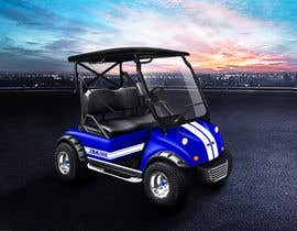 #9 cho Photoshop attractive LED headlights onto golf cart bởi nomanabdullahal