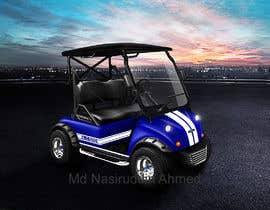 #5 cho Photoshop attractive LED headlights onto golf cart bởi mawogmanik