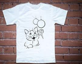 #20 для Redesign cat on T-shirt от sajib31