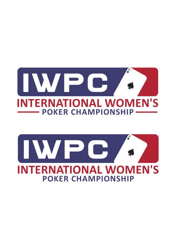 Konkurrenceindlæg #94 for International Women's Poker Championship Logo
