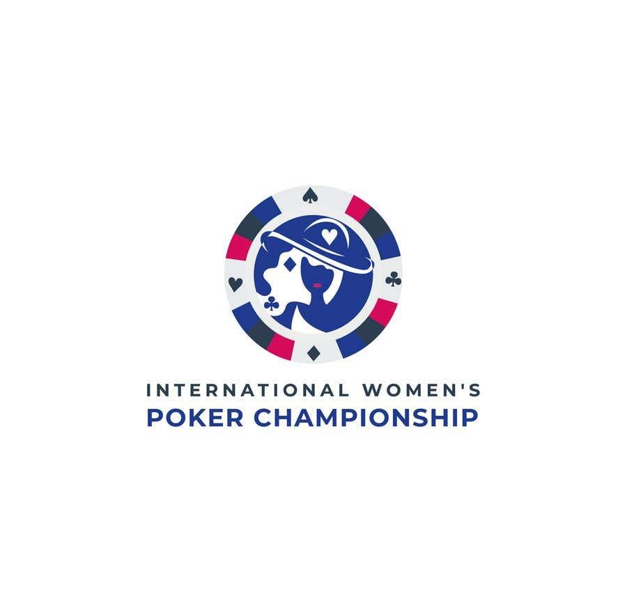 Konkurrenceindlæg #88 for International Women's Poker Championship Logo
