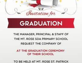 Číslo 17 pro uživatele Graduation Invitation od uživatele MohmadJimmy