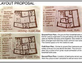 #5 pentru Architect Advice for Existing Floorplan of a B&B Accommodation de către tawaniya05