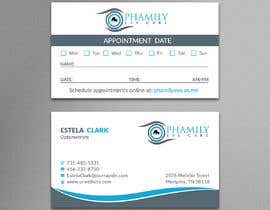 #163 for Design a business card by Neamotullah