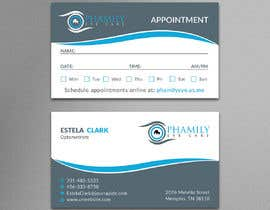 #184 for Design a business card by Neamotullah