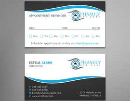 #189 for Design a business card by Neamotullah
