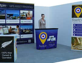 #15 untuk Designs for Tradeshow Exhibition Stand oleh salomegb123