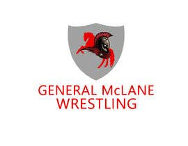 #14 for General McLane wrestling logo by Roybipul