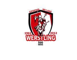 #36 untuk General McLane wrestling logo oleh ibraheimtarek