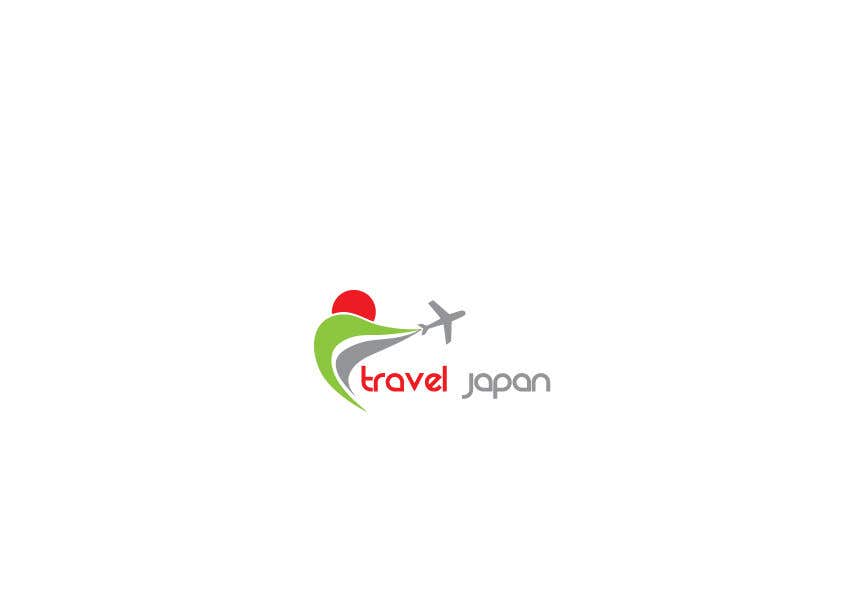 Kilpailutyö #323 kilpailussa Design a logo for travel company