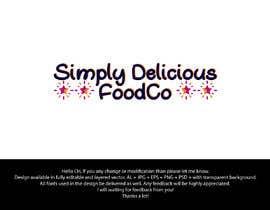 Nro 10 kilpailuun Simply Delicious FoodCo käyttäjältä sohel675678
