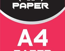 #2 for A4 paper ream and box design af yadavsushil