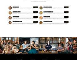 #49 untuk Restaurant Website Design oleh devboysteam