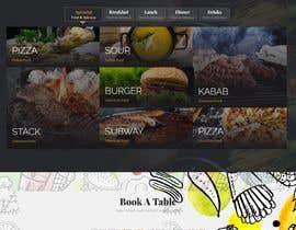 #56 untuk Restaurant Website Design oleh tresitem